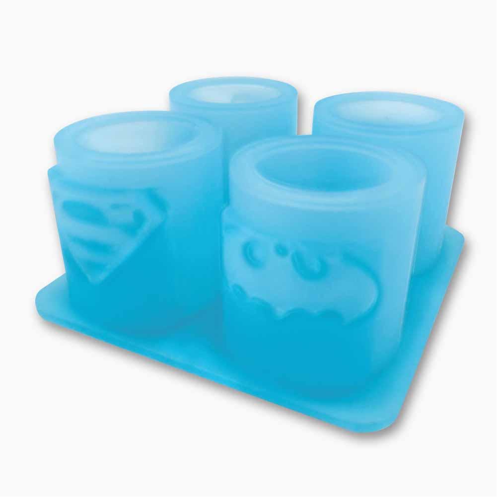 DC Comics Ice Shot Glass Maker