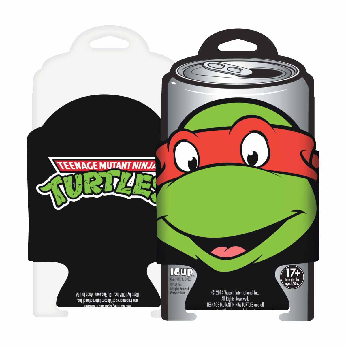 Teenage Mutant Ninja Turtles Raphael Can Cooler