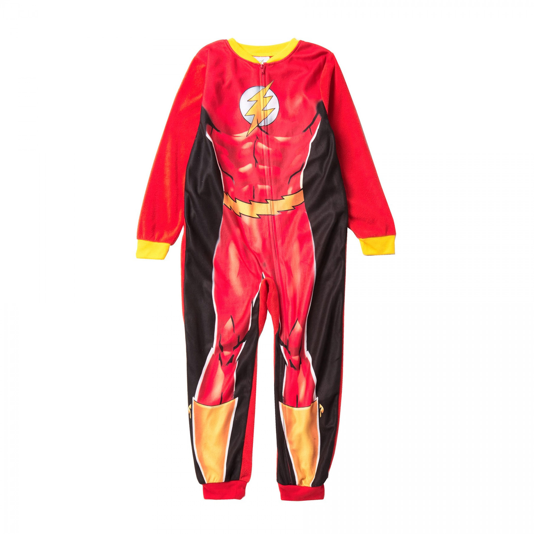 Flash Costume Kids Union Suit