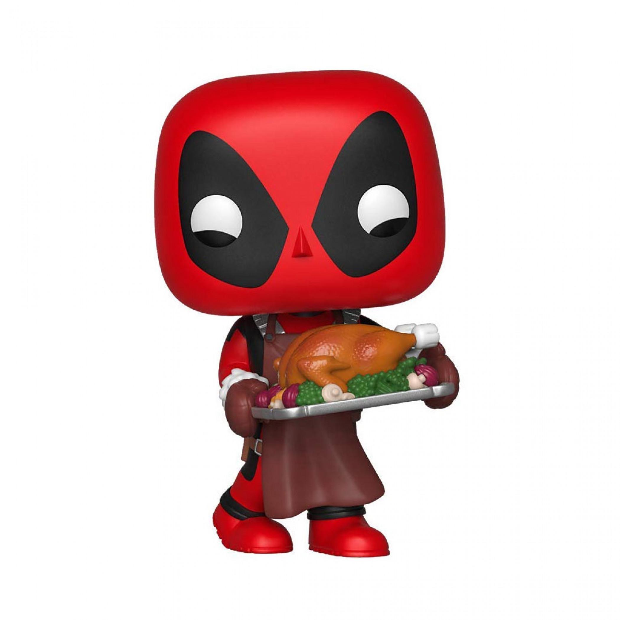 Funko Pop! Marvel: Holiday - Deadpool