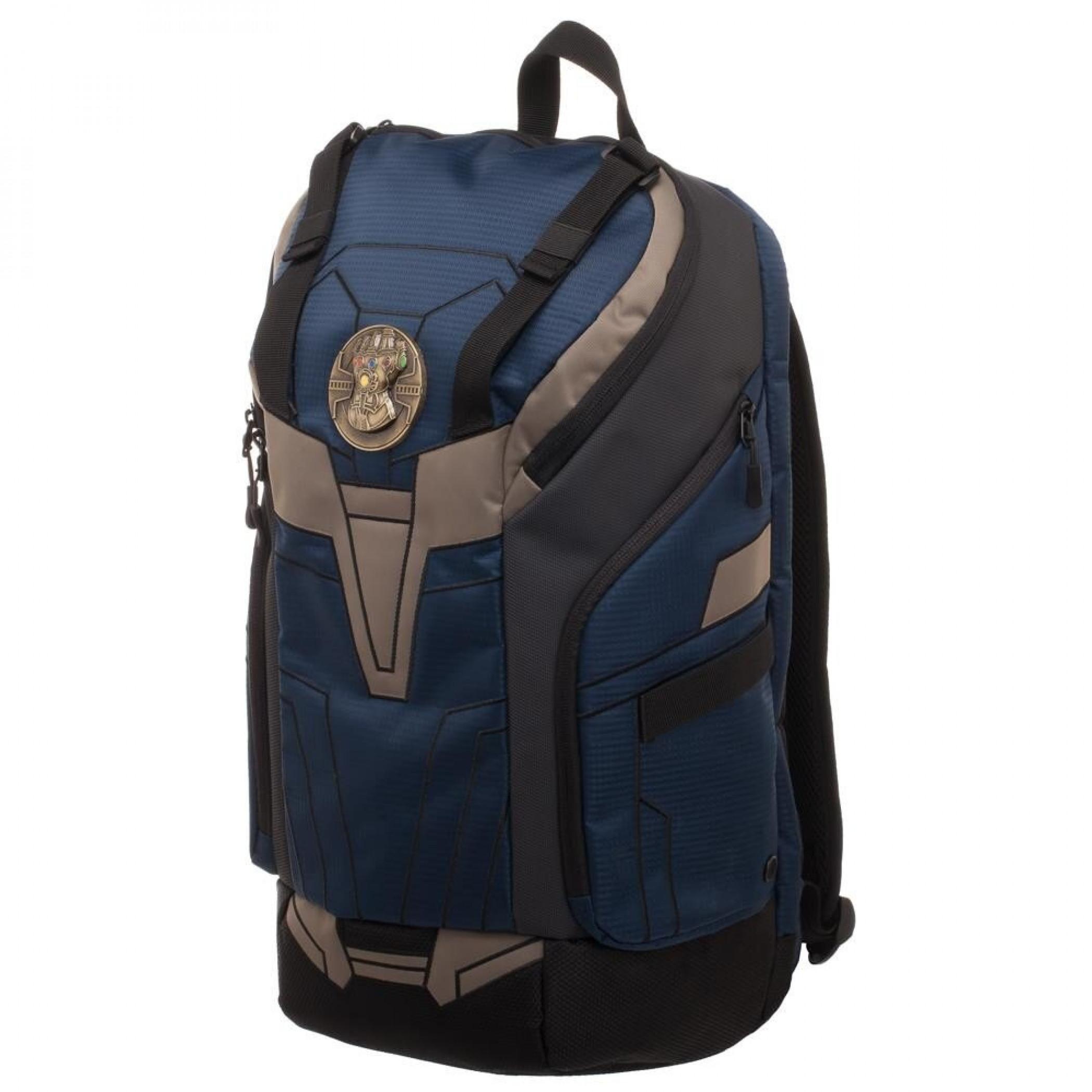 Avengers Infinity War Thanos Rear Zip Backpack