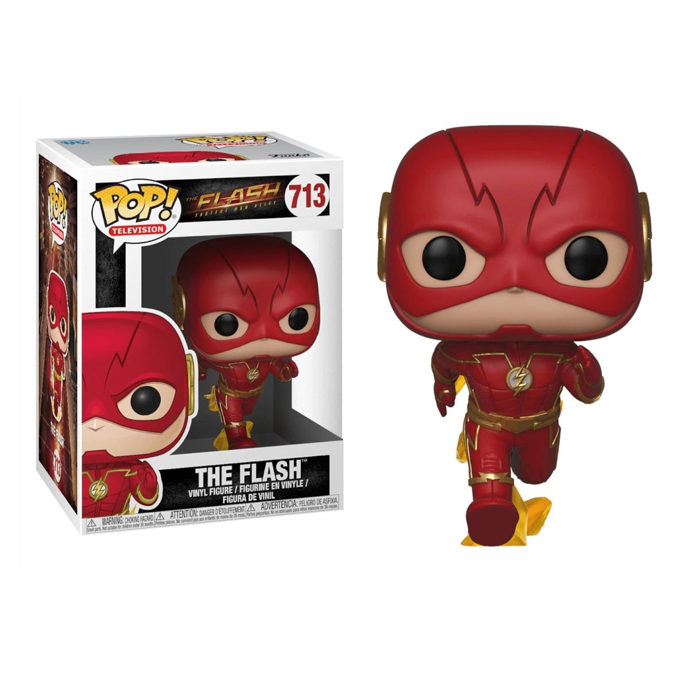 Barry Allen The Flash TV Funko Pop Vinyl Figure