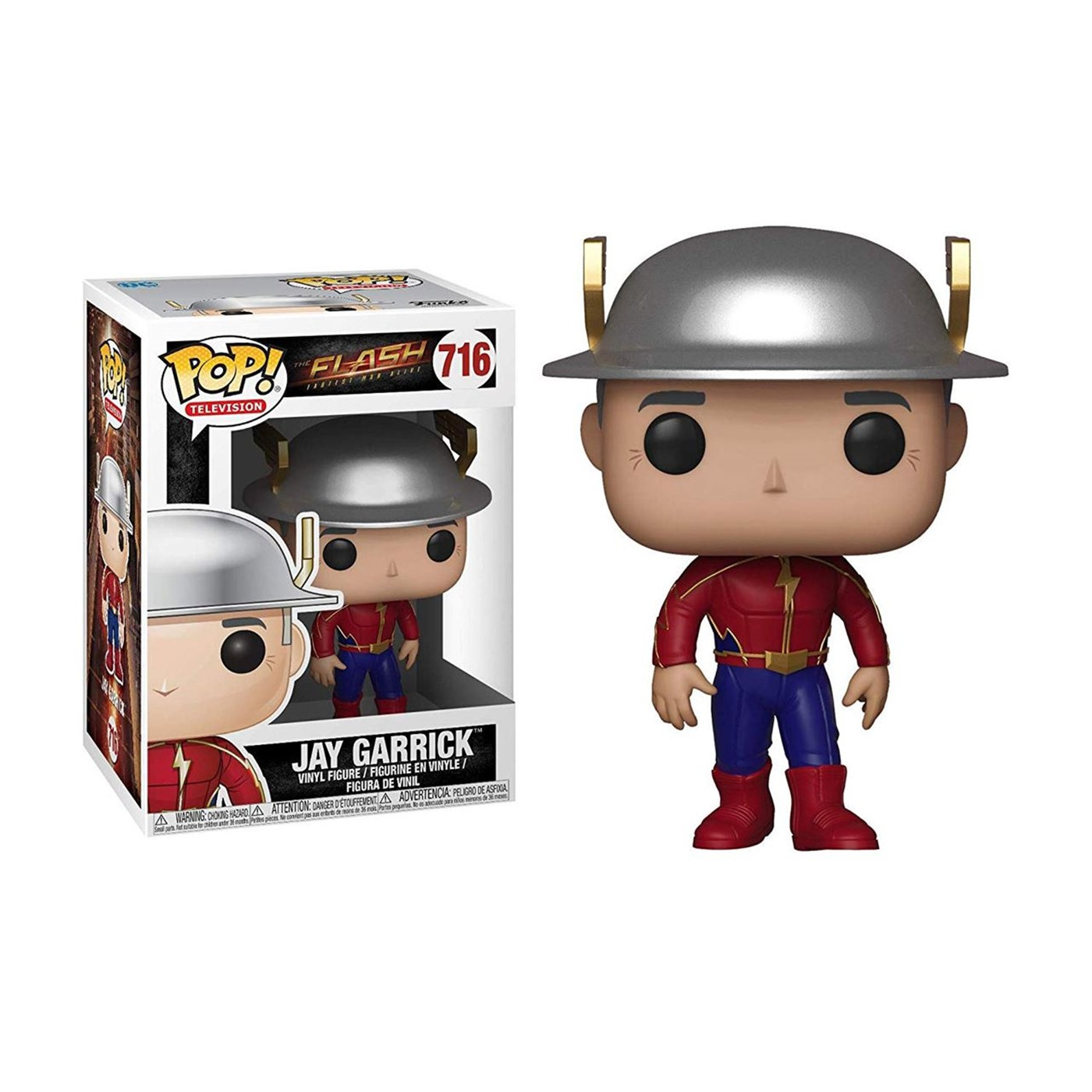 Jay Garrick The Flash TV Funko Pop Vinyl Figure