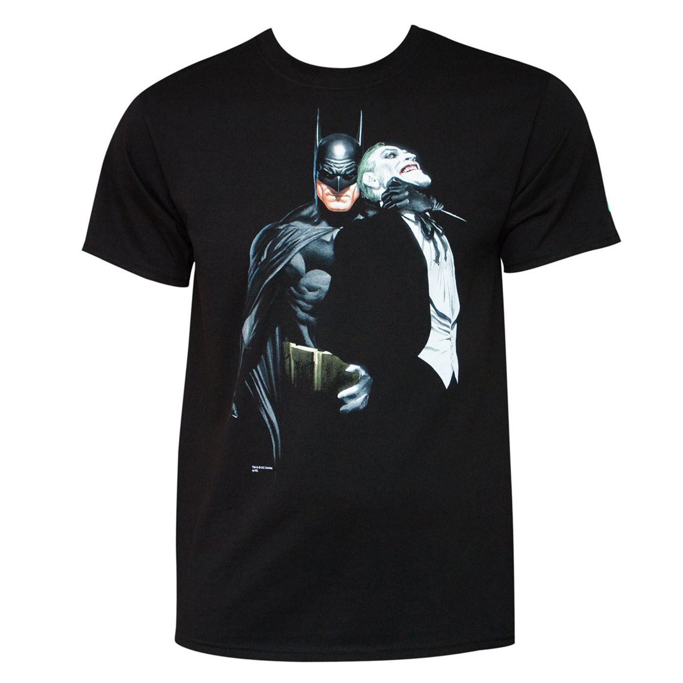 Batman: Chokeout T-Shirt by Alex Ross