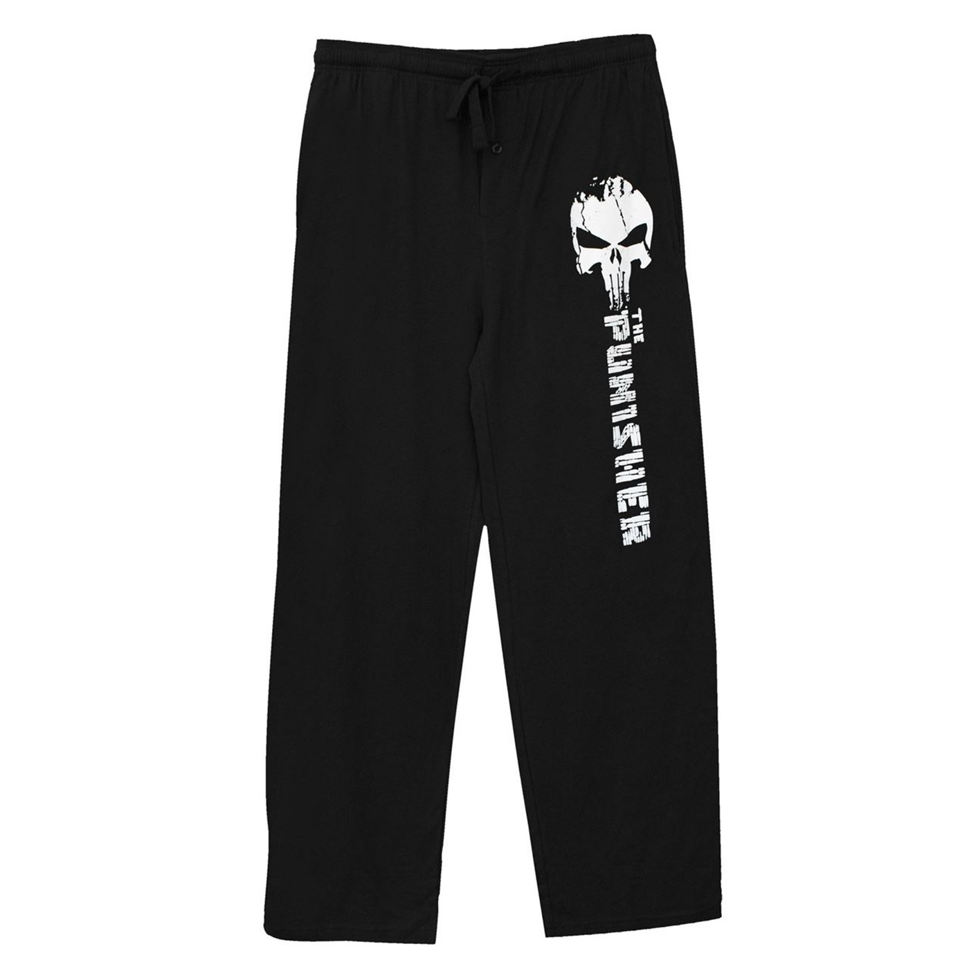 The Punisher Black Unisex Sleep Pants