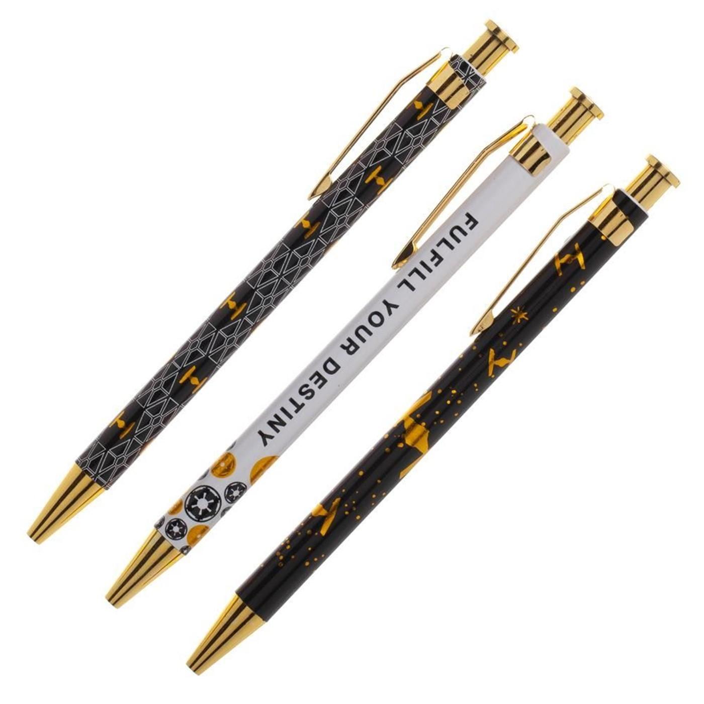 Star Wars 3 Pack Pens