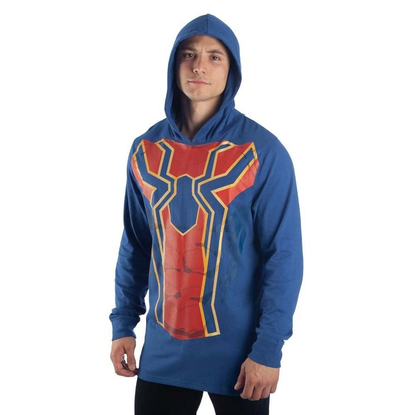 Iron Spider Suit Up Costume Character Hoodie