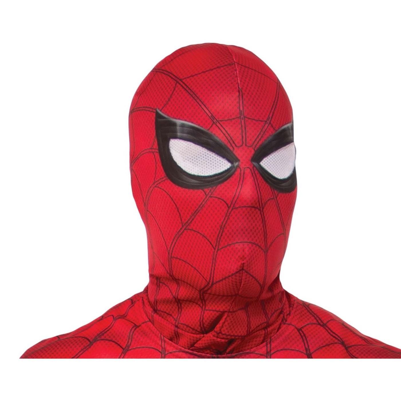 Spiderman Adult Costume Mask