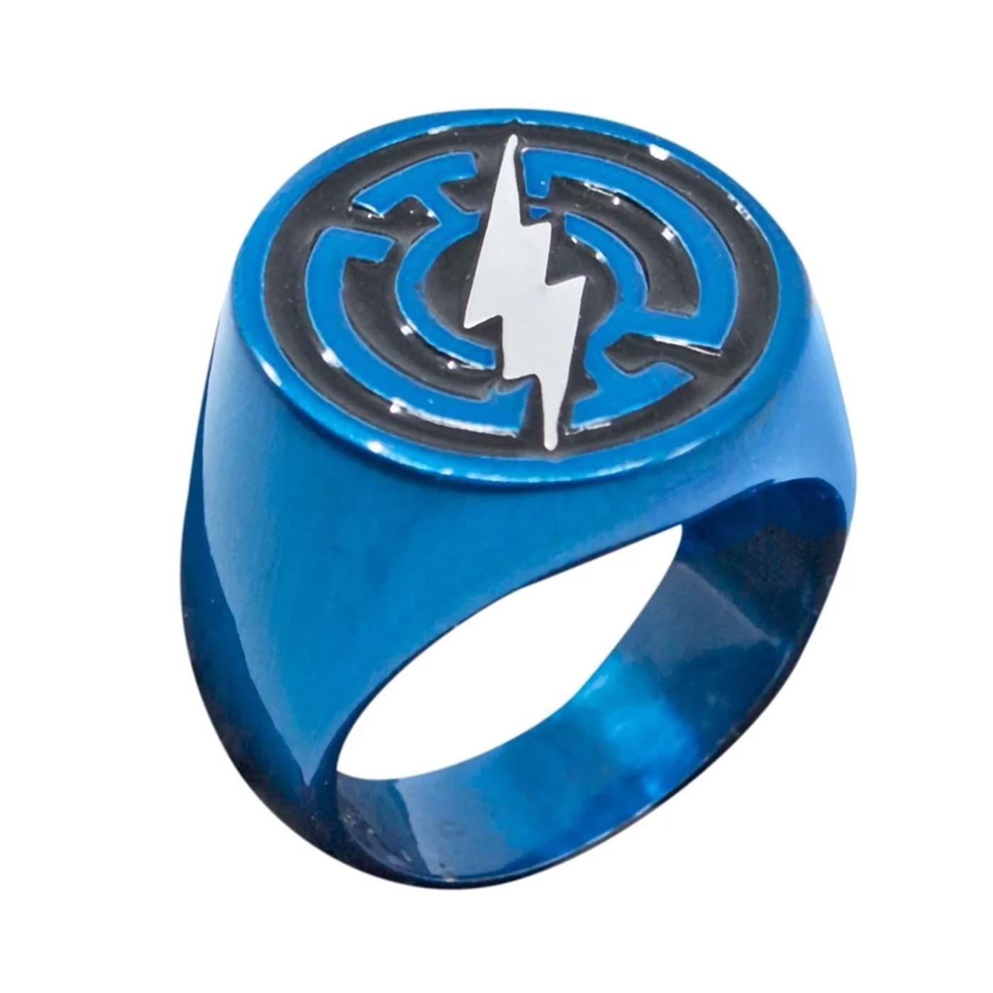 Flash Blue Lantern Power Ring