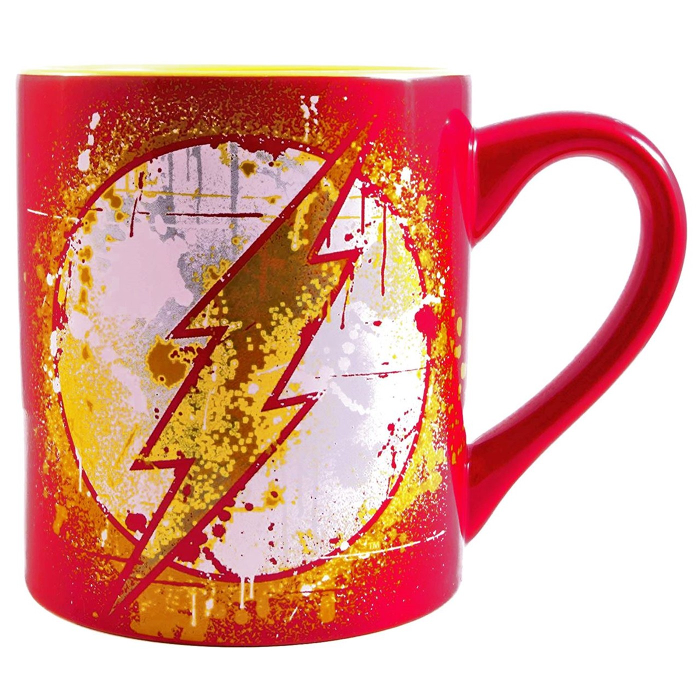 Flash Splatter Paint 20 Ounce Mug