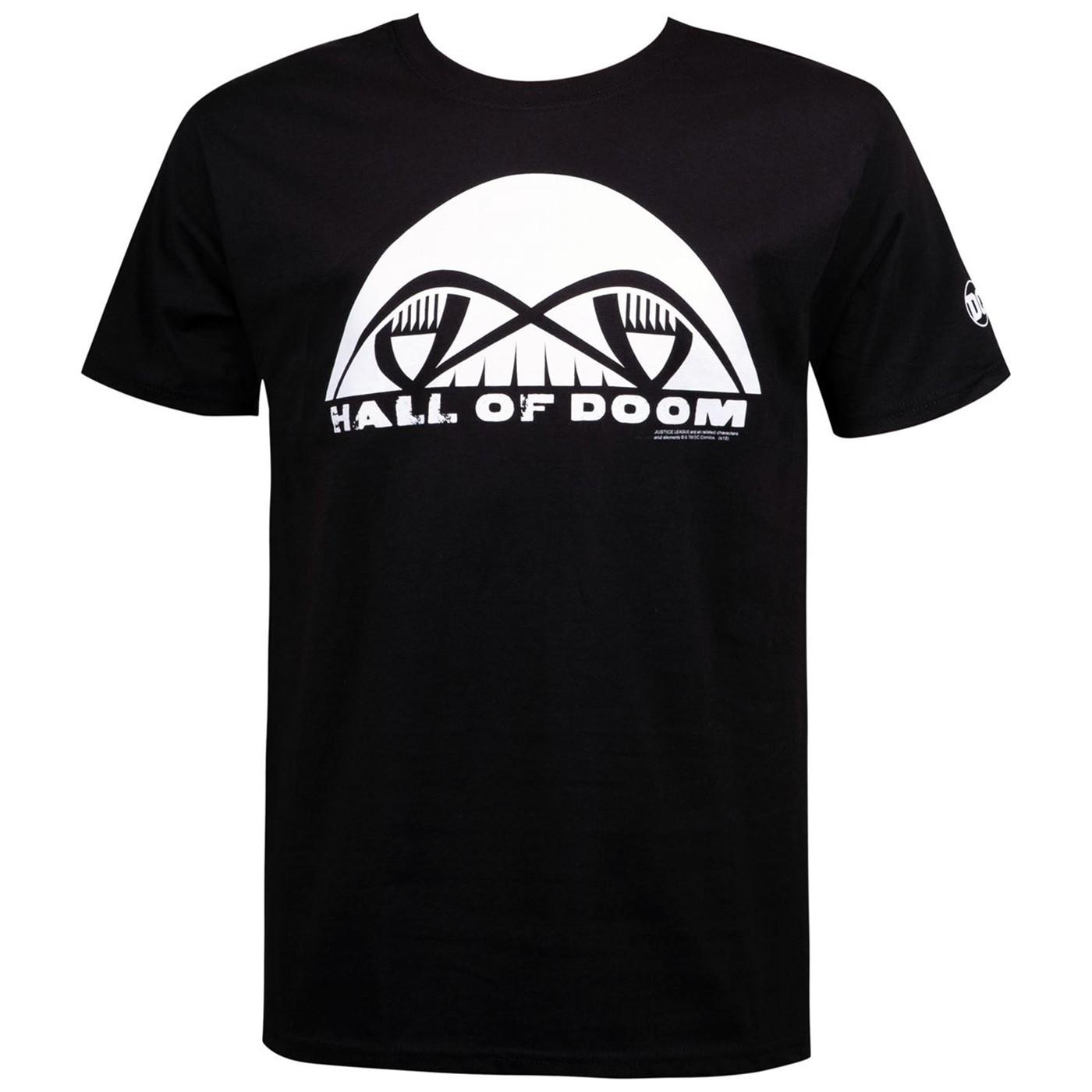 Hall of Doom DC Comics Men's T-Shirt