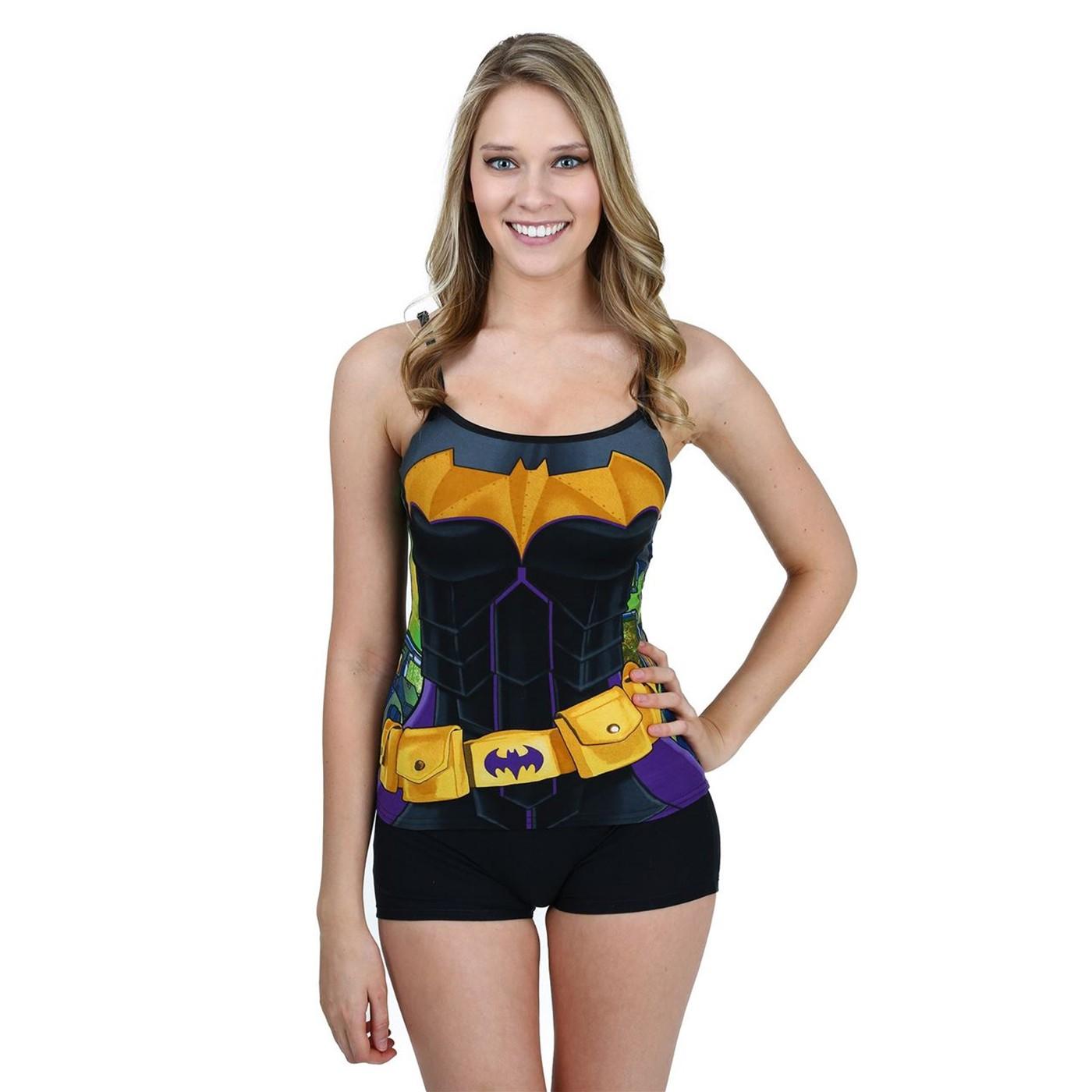 Batman Cami Short Set