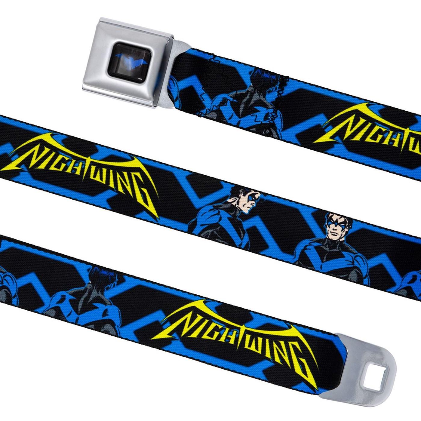 Nightwing Seatbelt Belt
