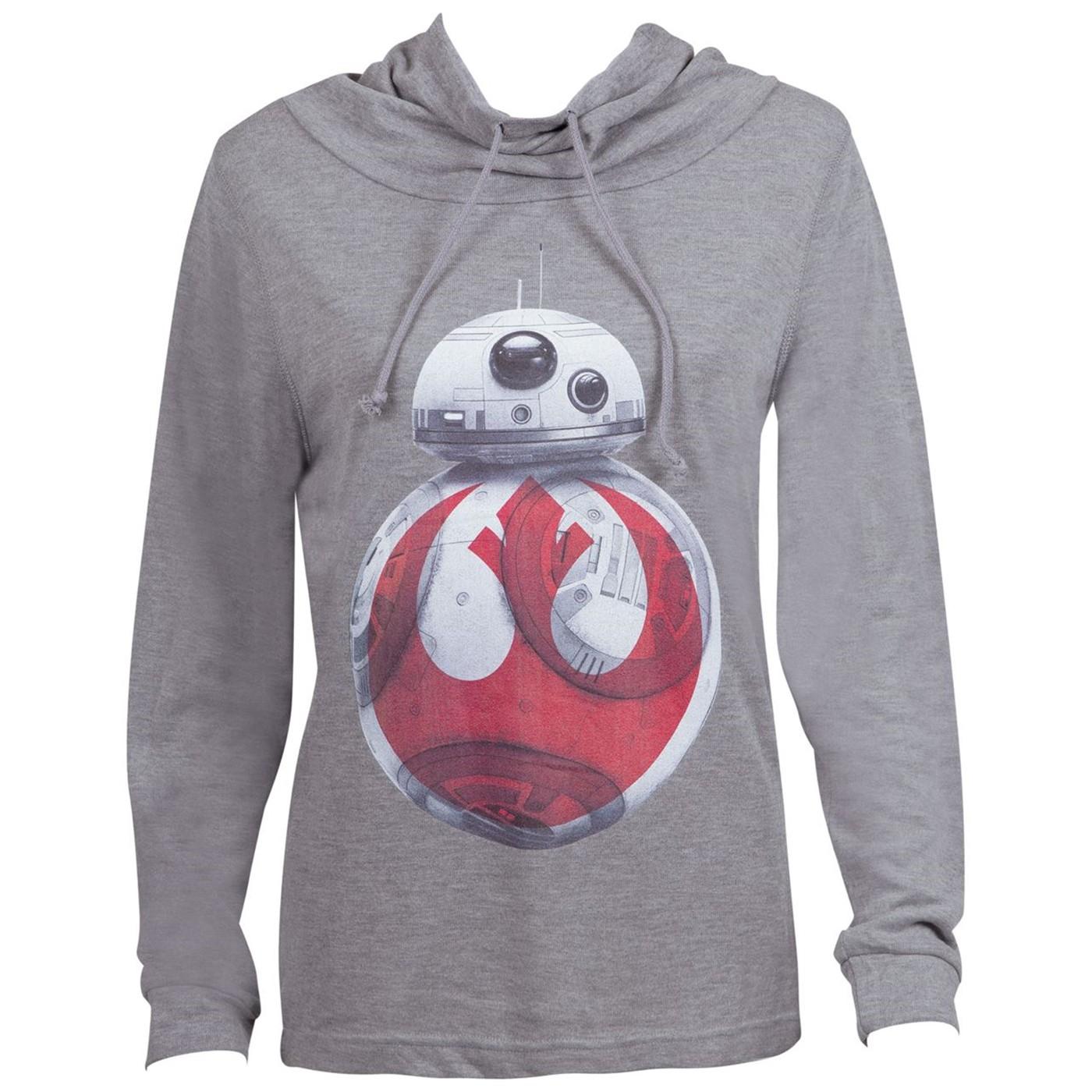 Star Wars BB-8 Long Sleeve Women's T-Shirt
