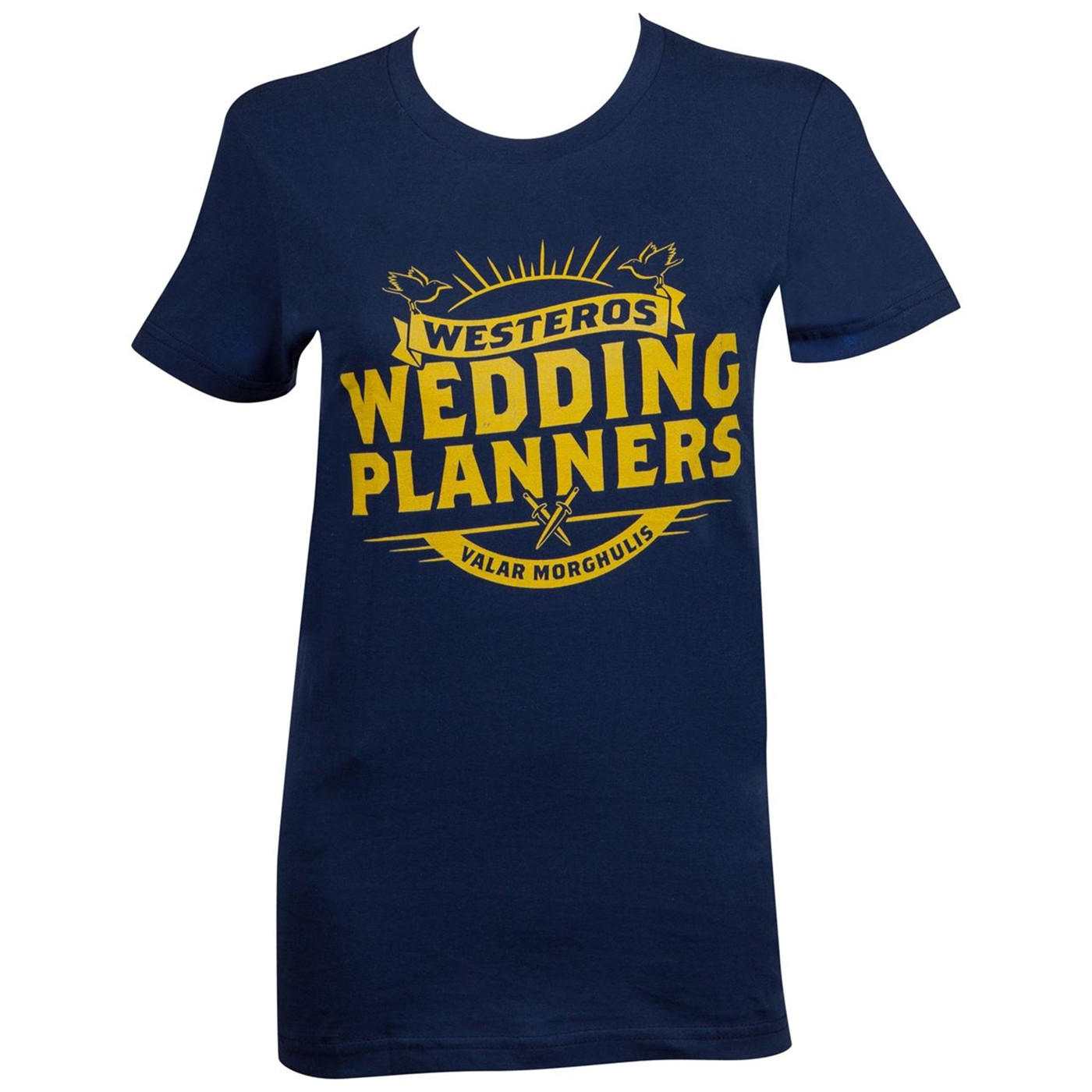 Game of Thrones Westeros Wedding Planners Women's T-Shirt