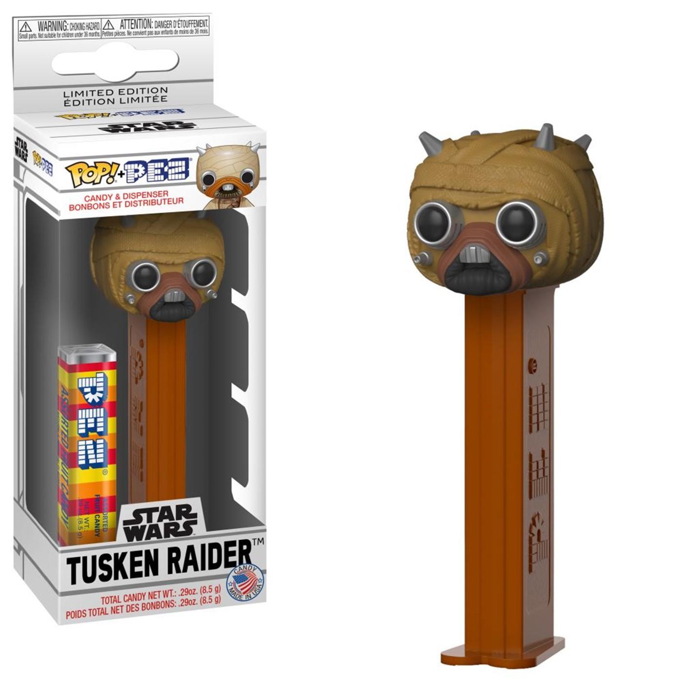 Star Wars Tusken Raider Pez Dispenser