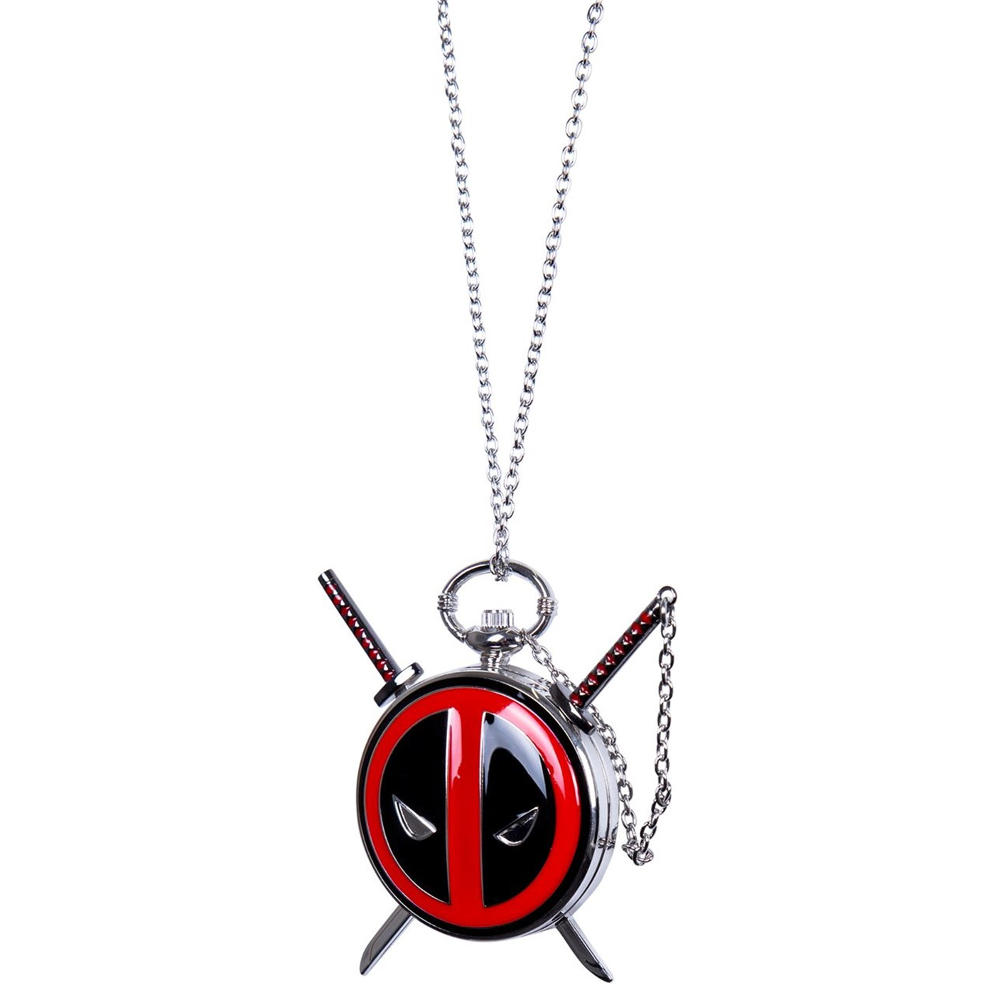 Deadpool Locket Necklace