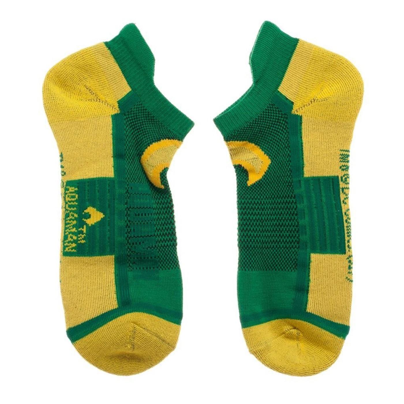 Aquaman 3 Pair Active Ankle Socks
