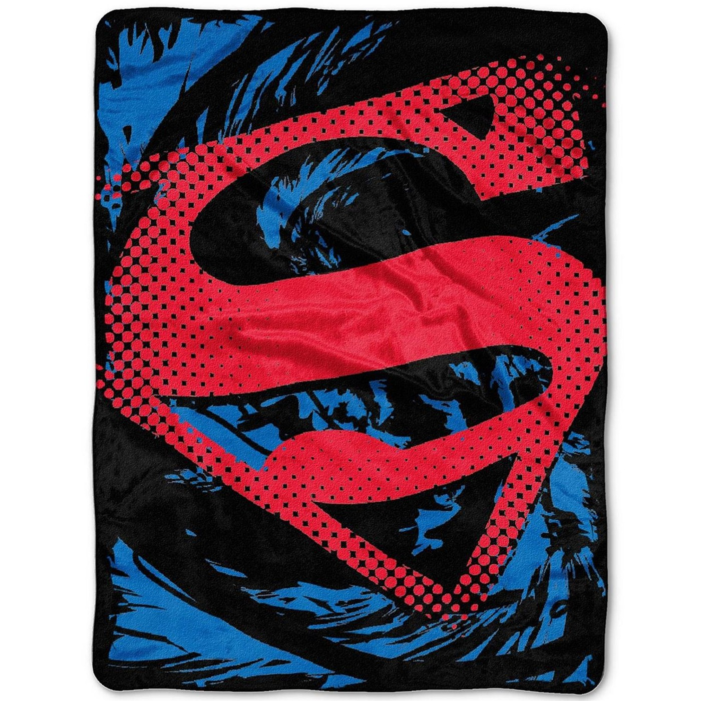 Superman Symbol Blanket