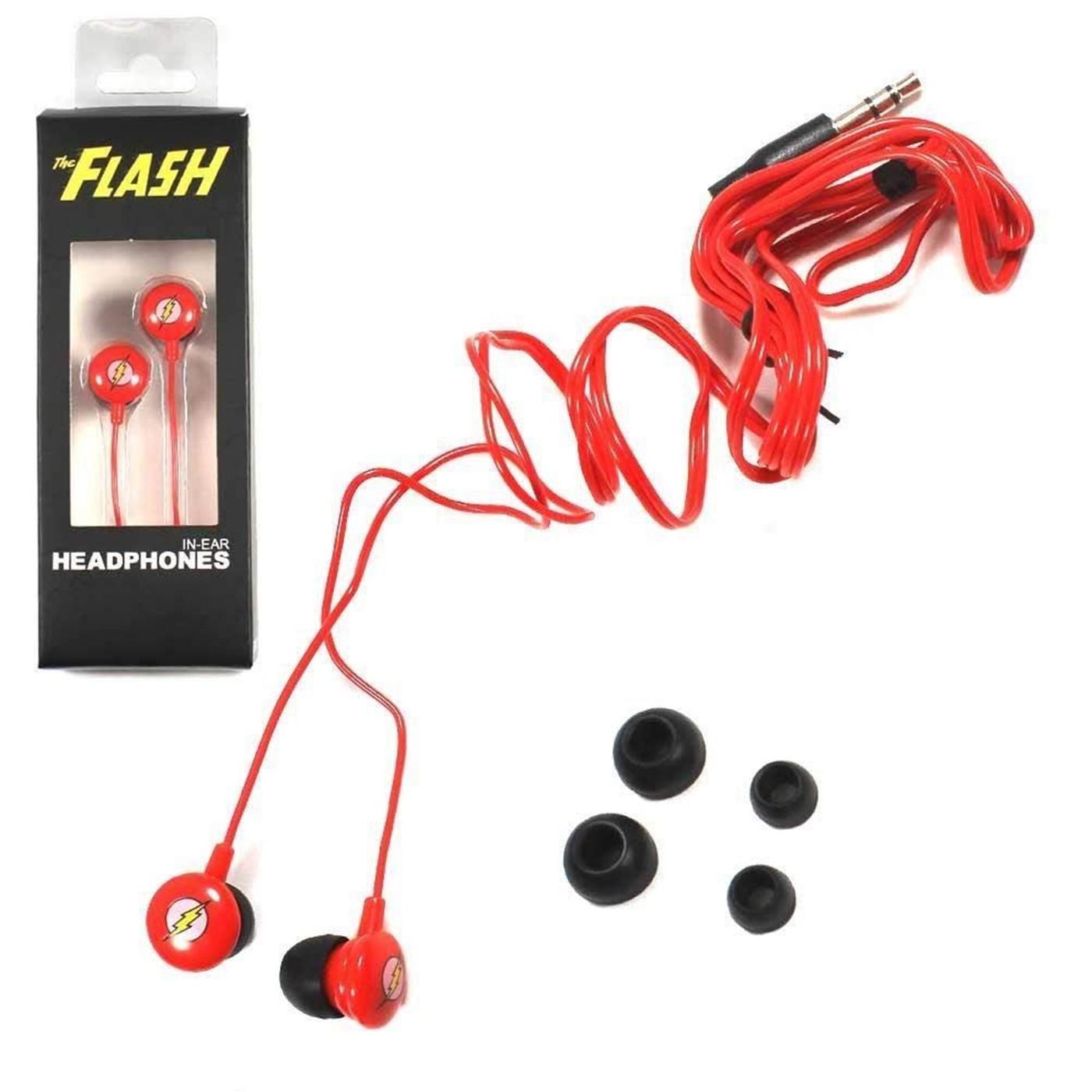 Flash In Ear Headphone Ear Buds