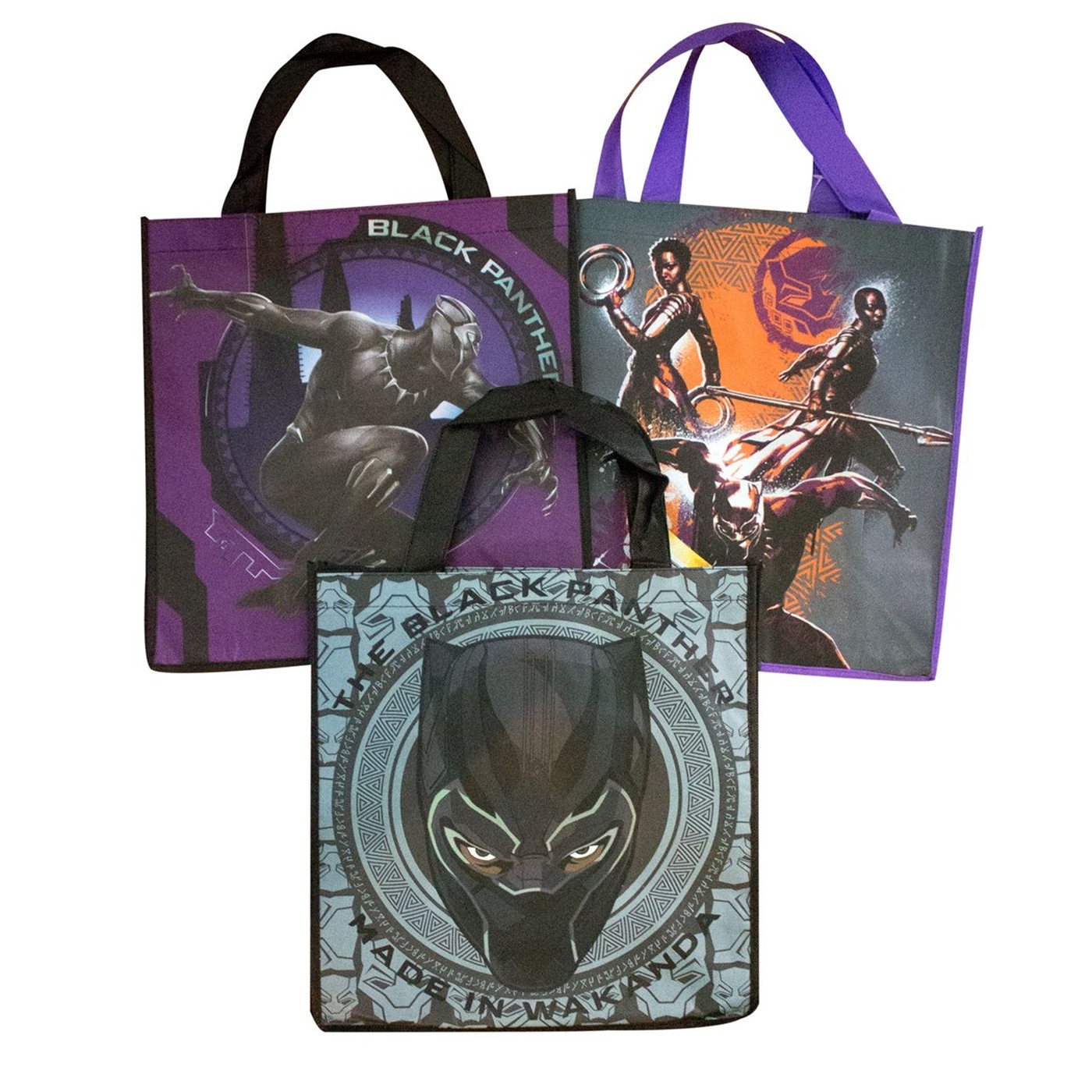 Black Panther Tote Bag 1 of 3