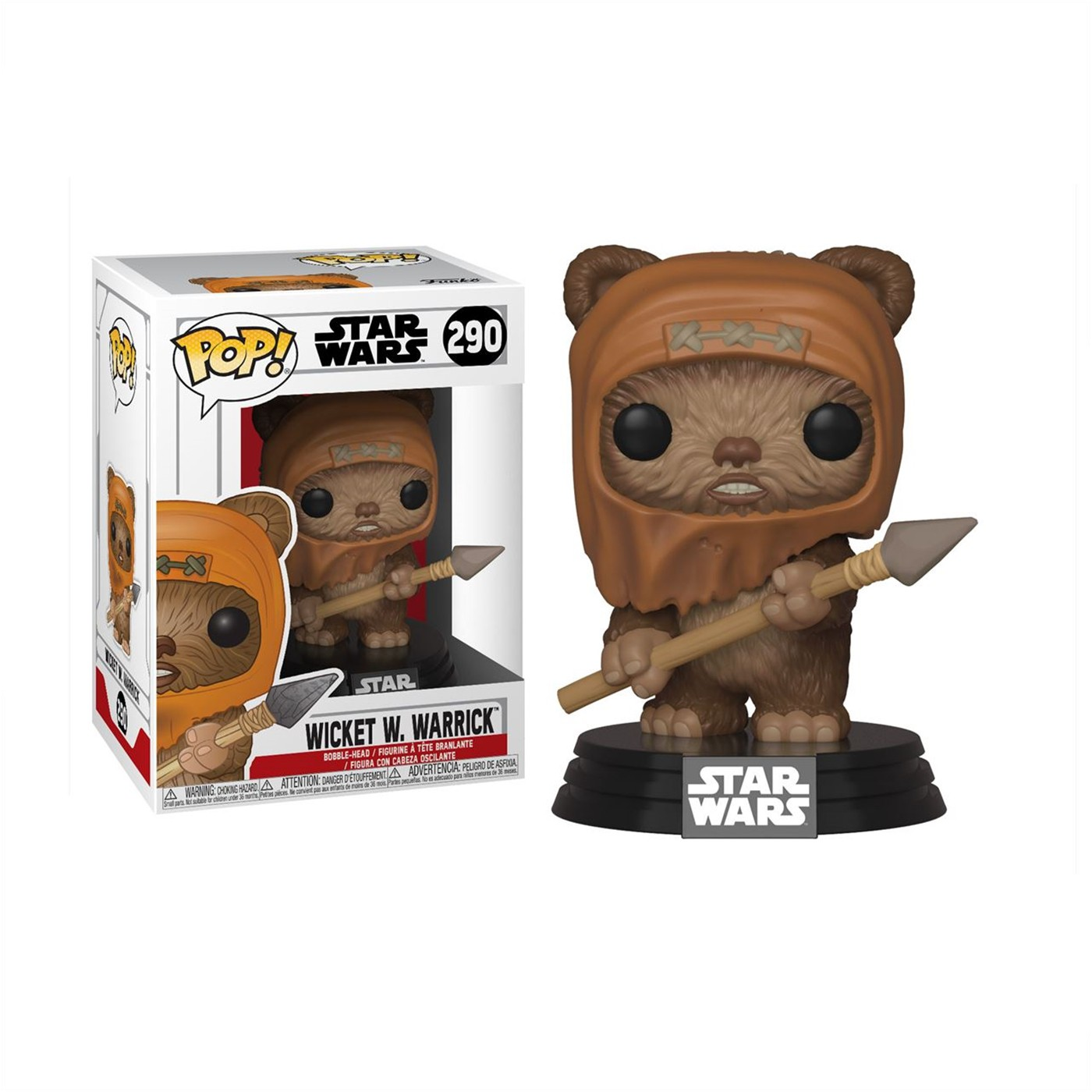 POP Star Wars: Wicket
