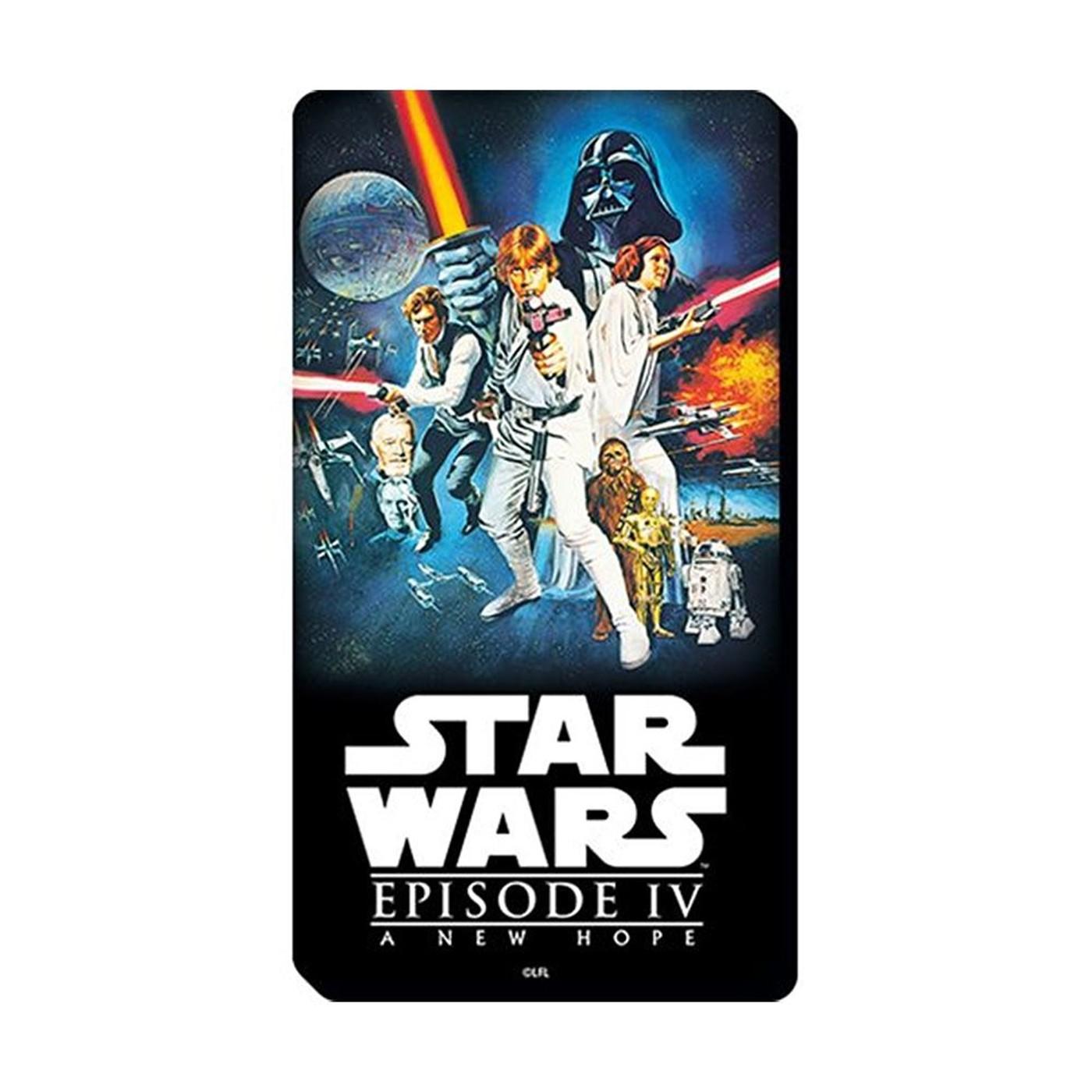 Star Wars Episode IV A New Hope Magnet