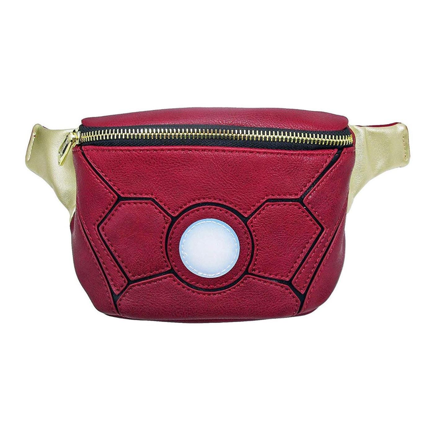 Iron Man Arc Reactor Costume Fanny Pack