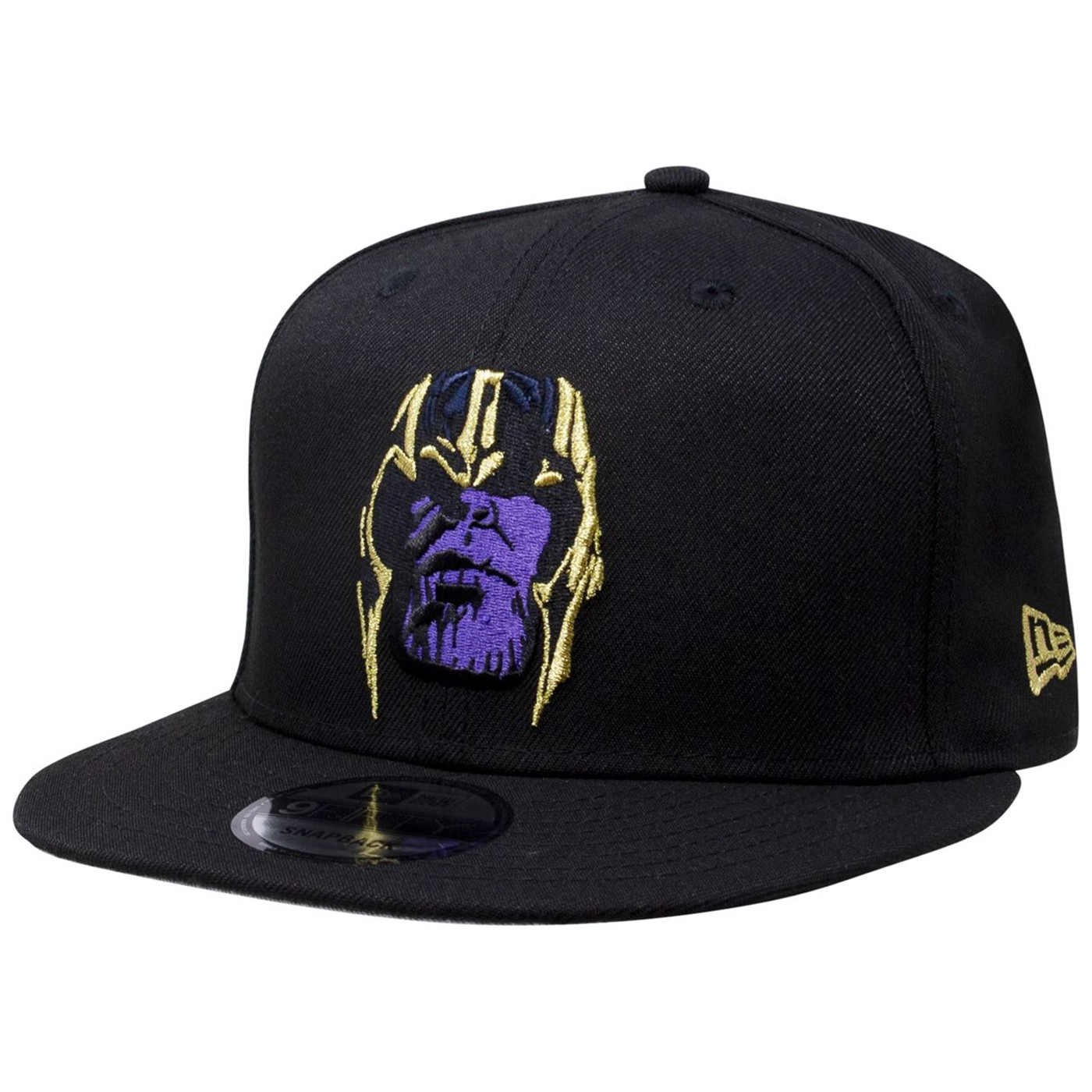 Avengers Endgame Movie Thanos Armored 9Fifty Adjustable Hat