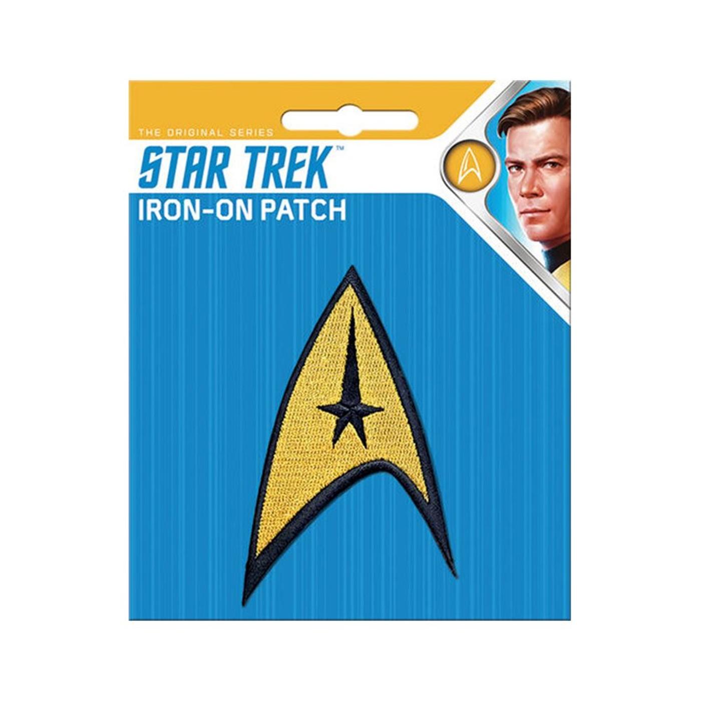 Star Trek Patch