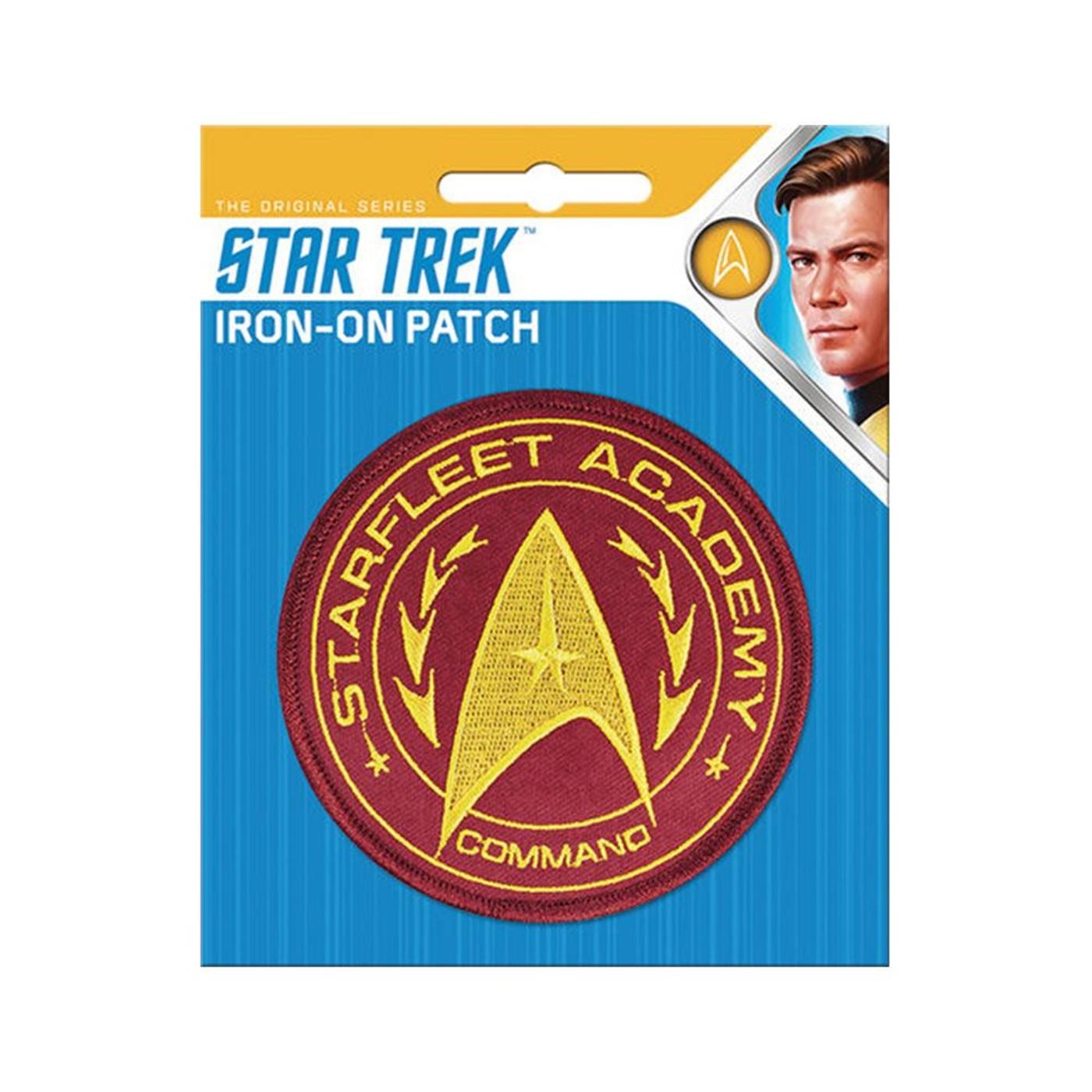 Star Trek Star Fleet Academy Patch