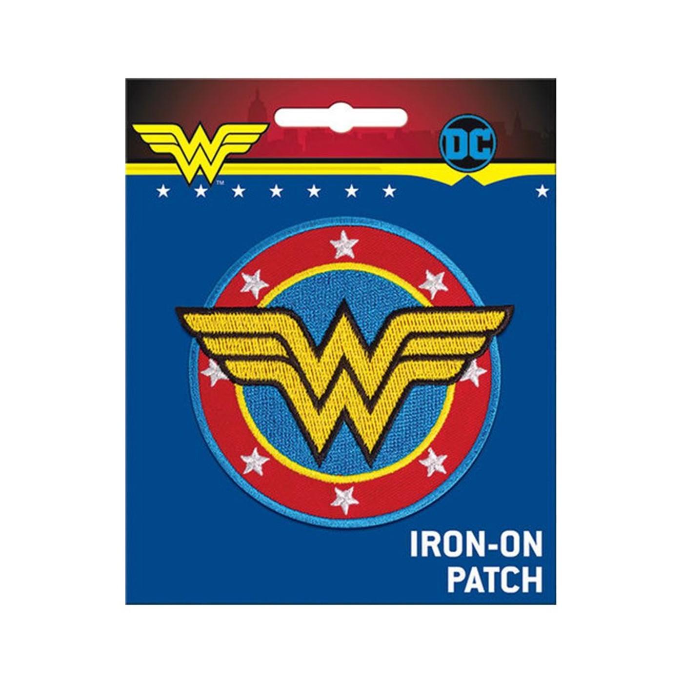 Wonder Woman Classic Symbol Patch