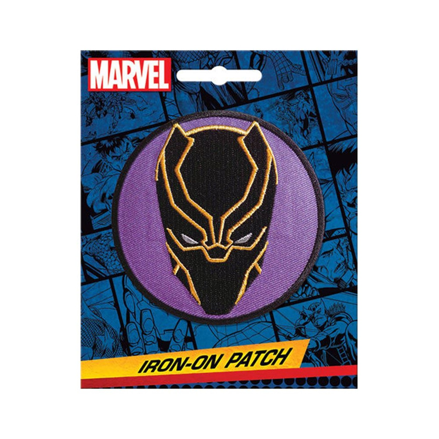 Black Panther Symbol Patch