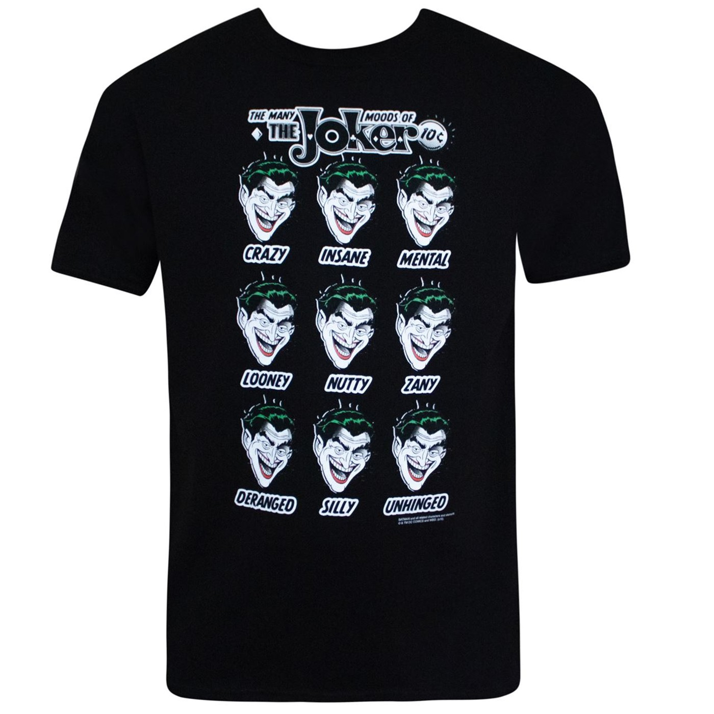 Joker Moods Men's T-Shirt