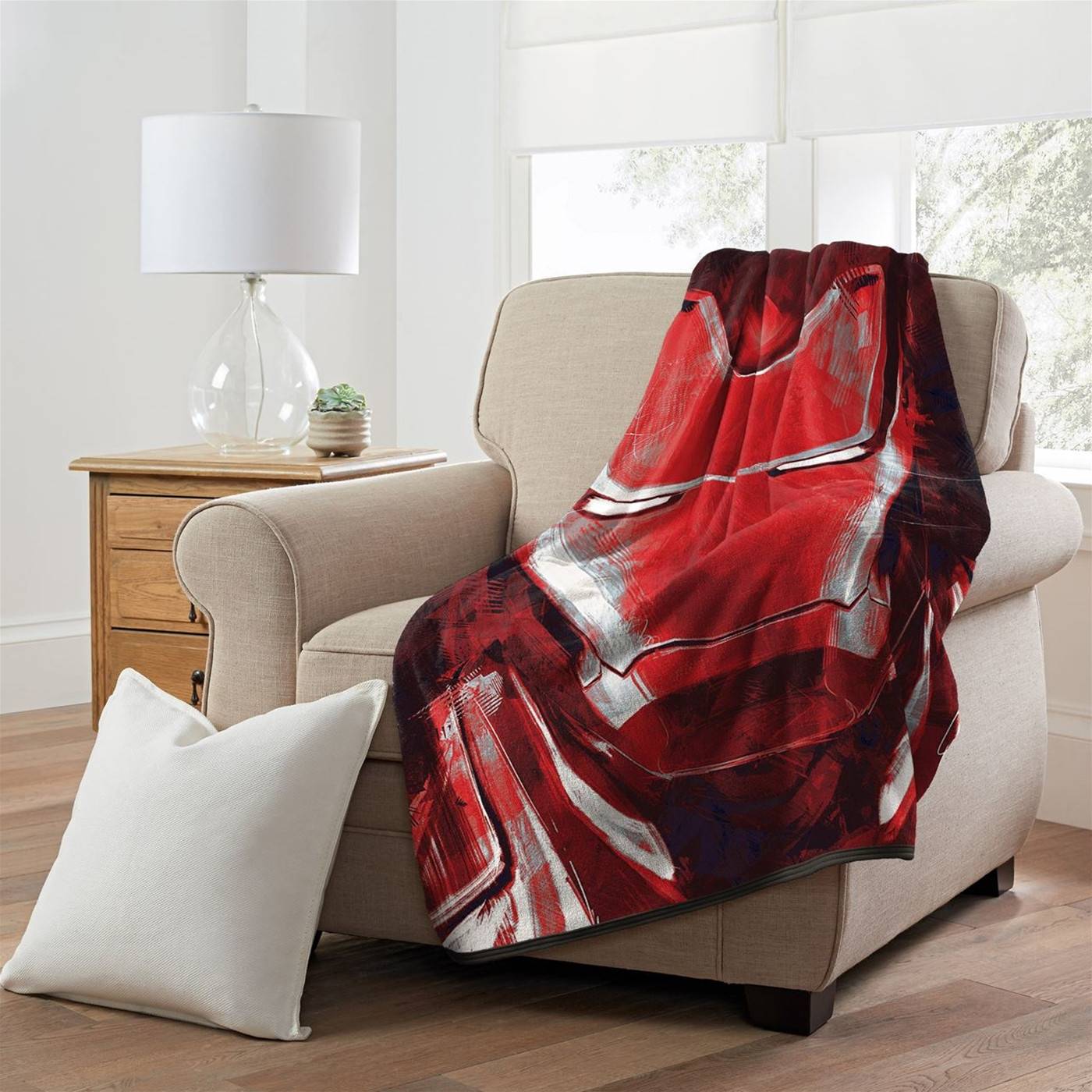 Avengers Iron Man's Threat Blanket