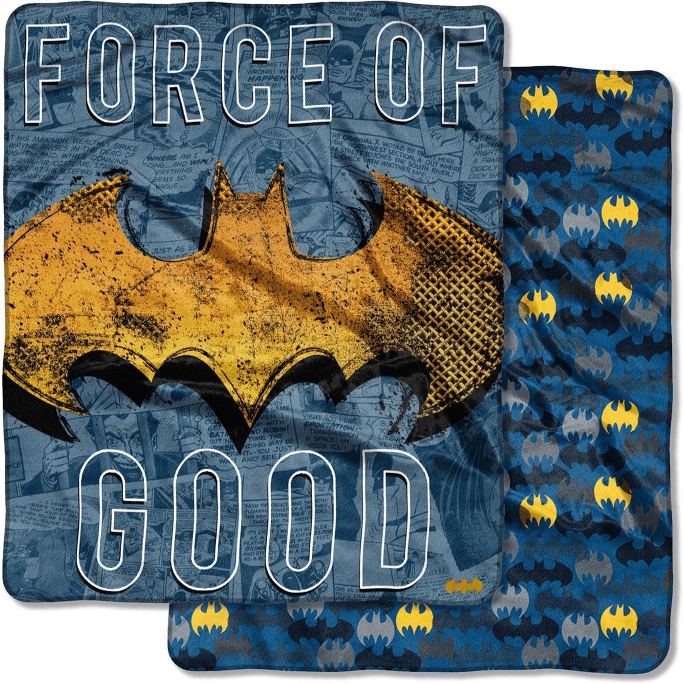 Batman Great Hero Blanket