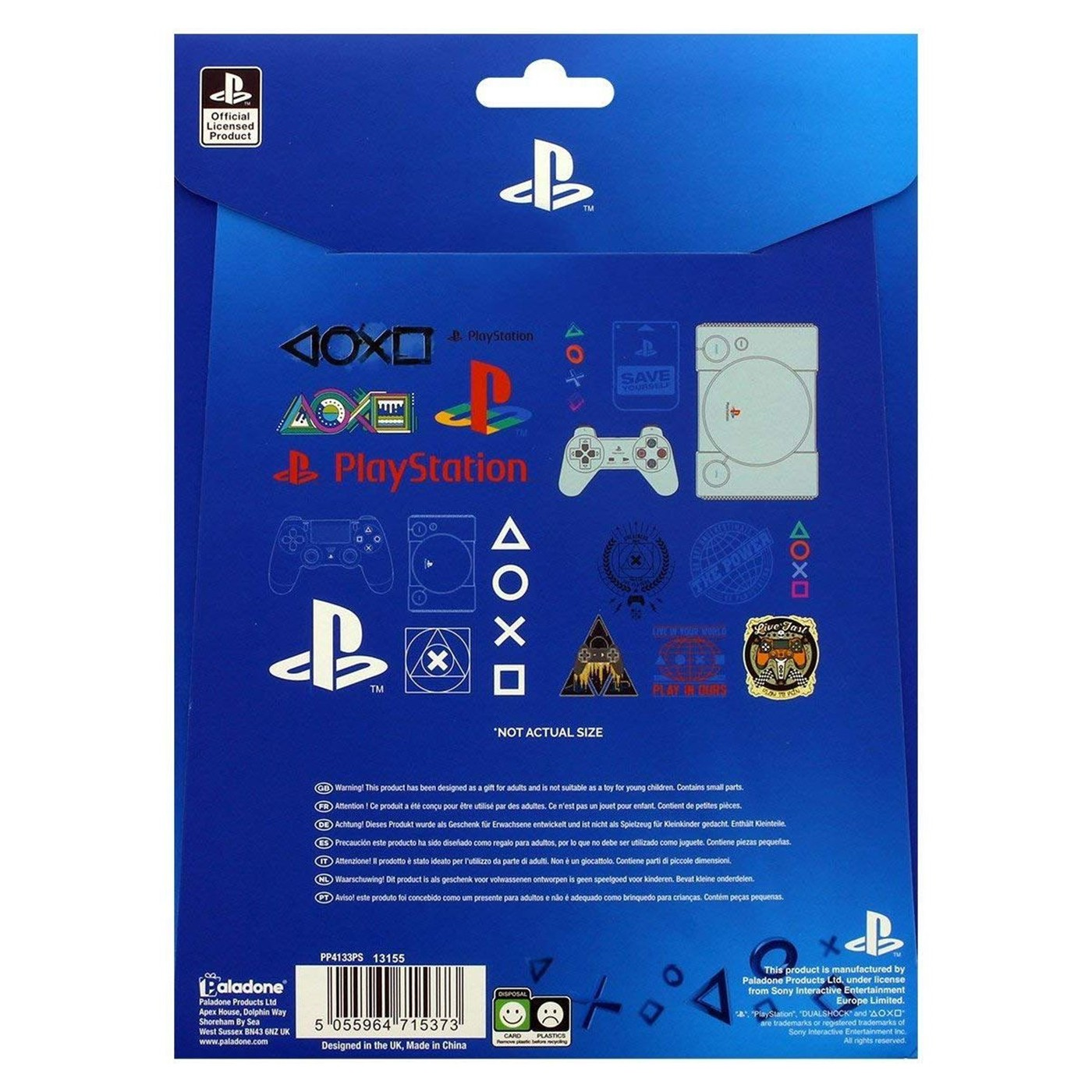 Playstation Gadget Decals
