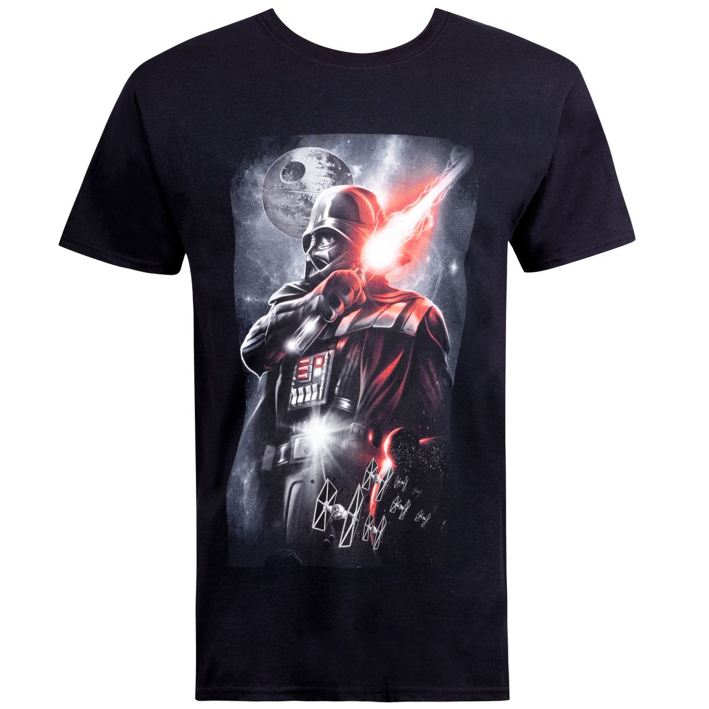 Star Wars Epic Darth Vader Black Men's T-Shirt