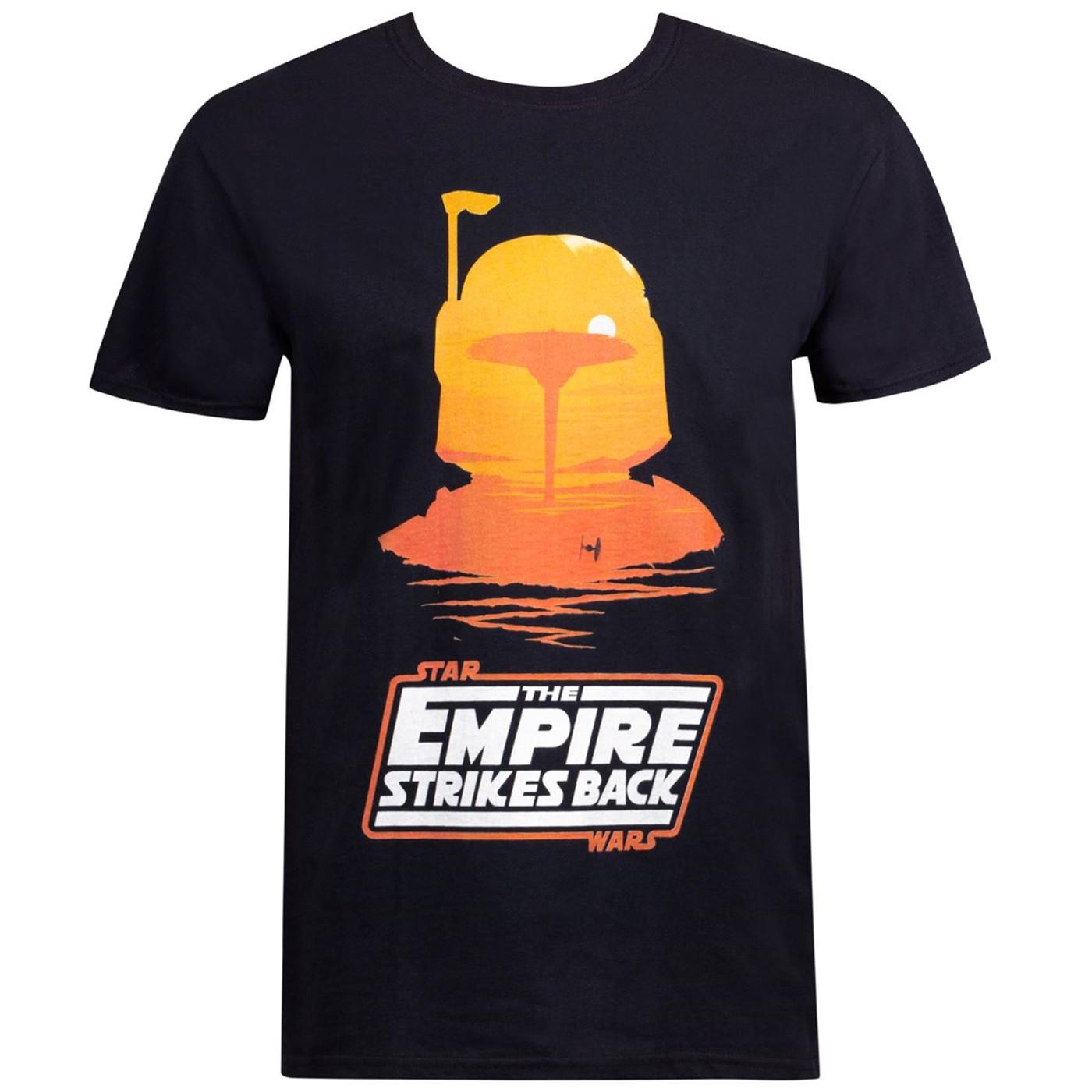 Cloud City Boba Fett Star Wars Men's T-Shirt
