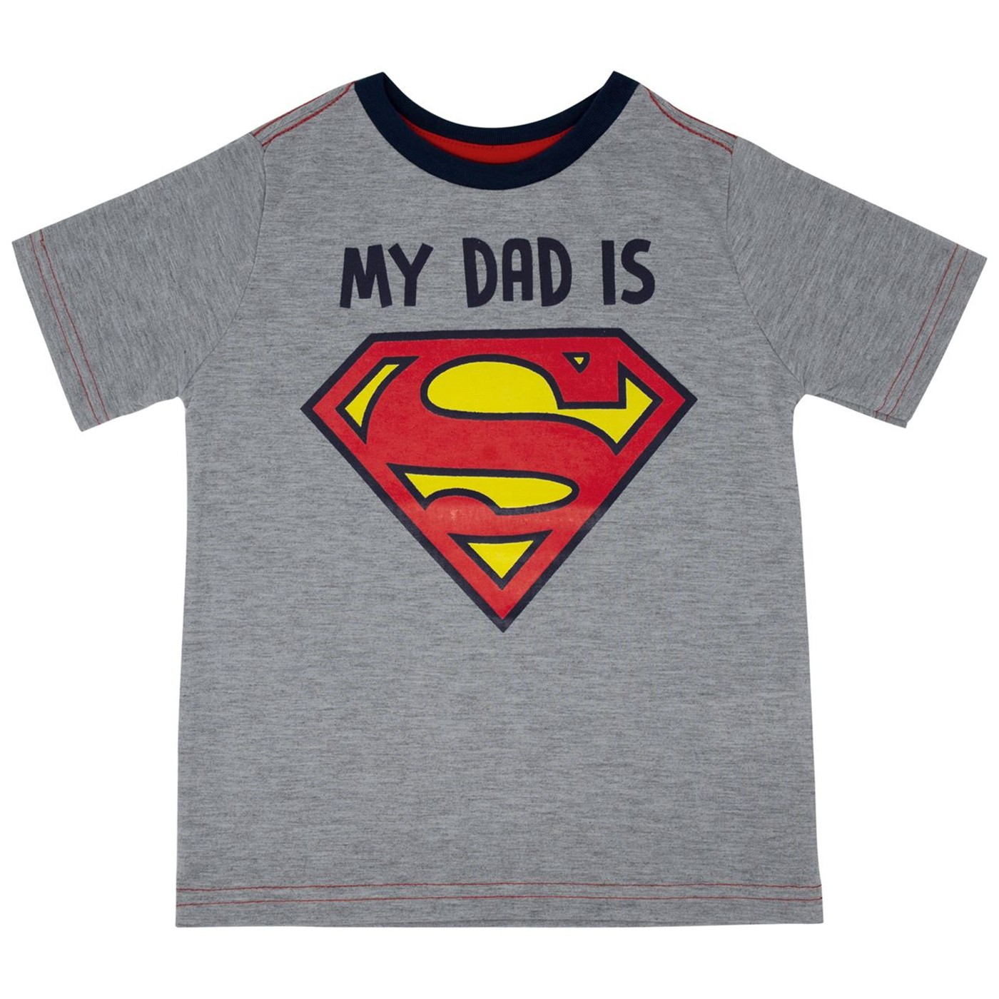 My Dad is Superman Toddler T-Shirt