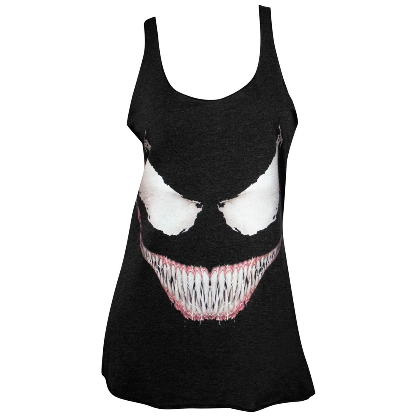 Venom Smile Women's Tank Top