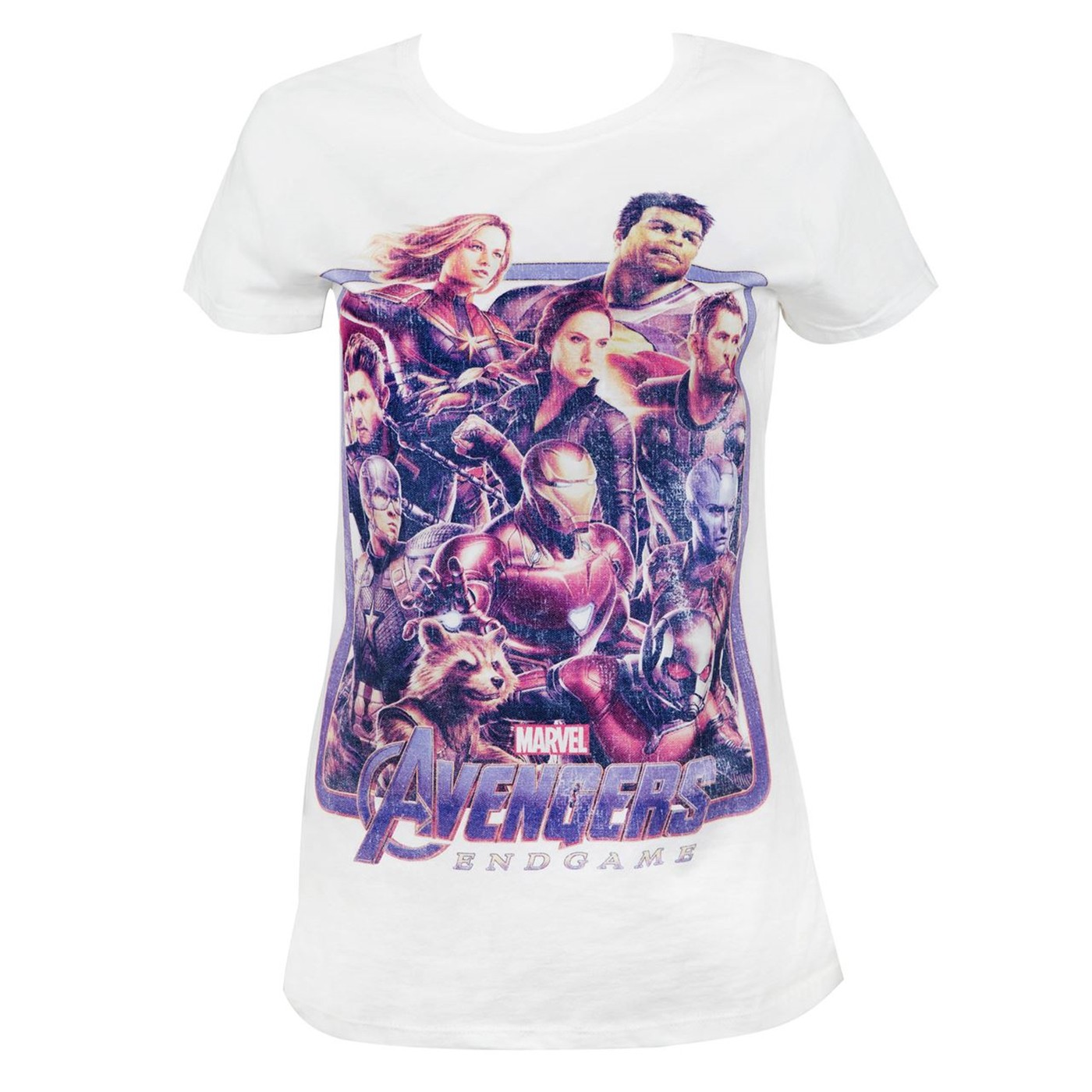 Avenger Endgame Group Shot Women's T-Shirt