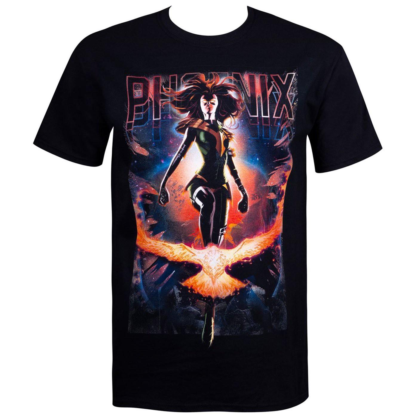 X-Men Soaring Phoenix Men's-T-Shirt