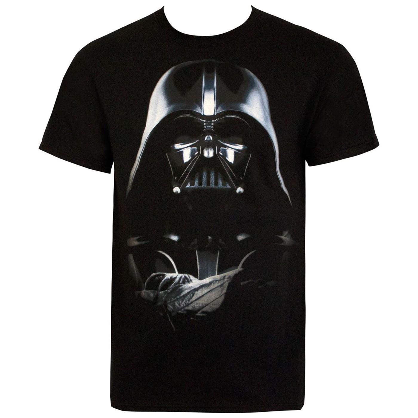 Star Wars Vader Commands Men's T-Shirt