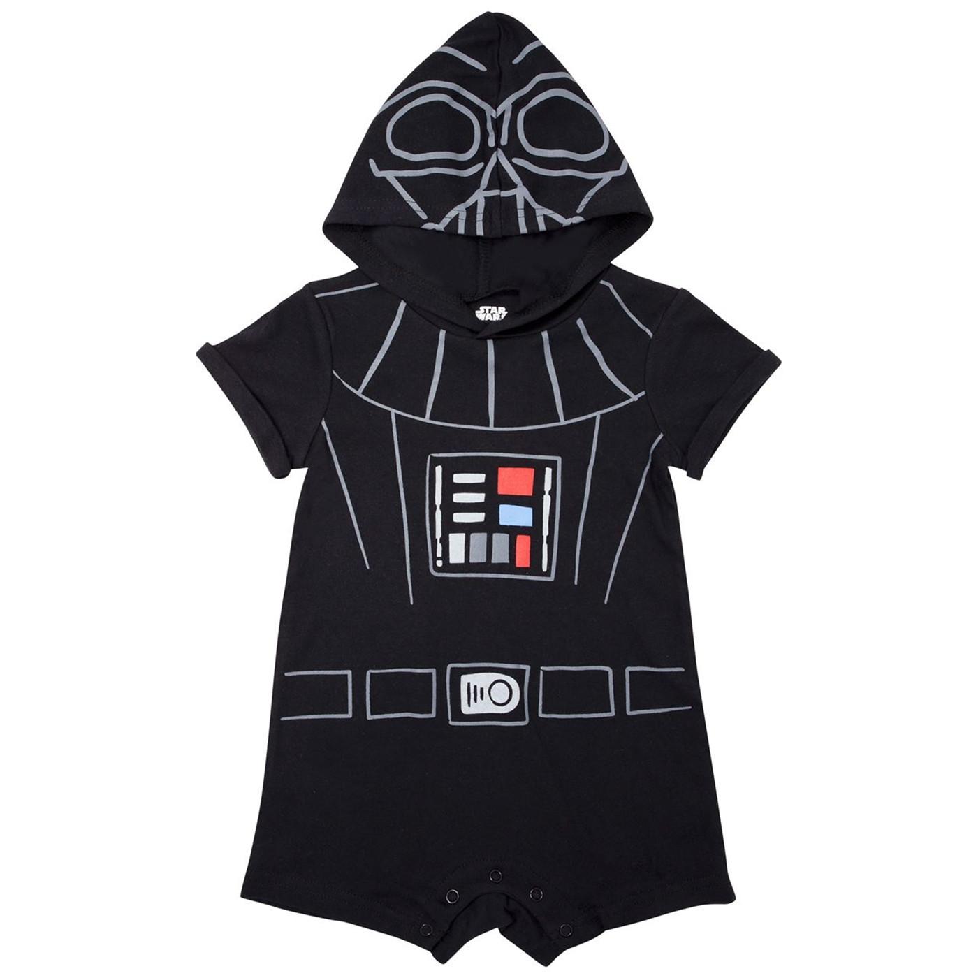 Star Wars Darth Vader Costume Infant Creeper