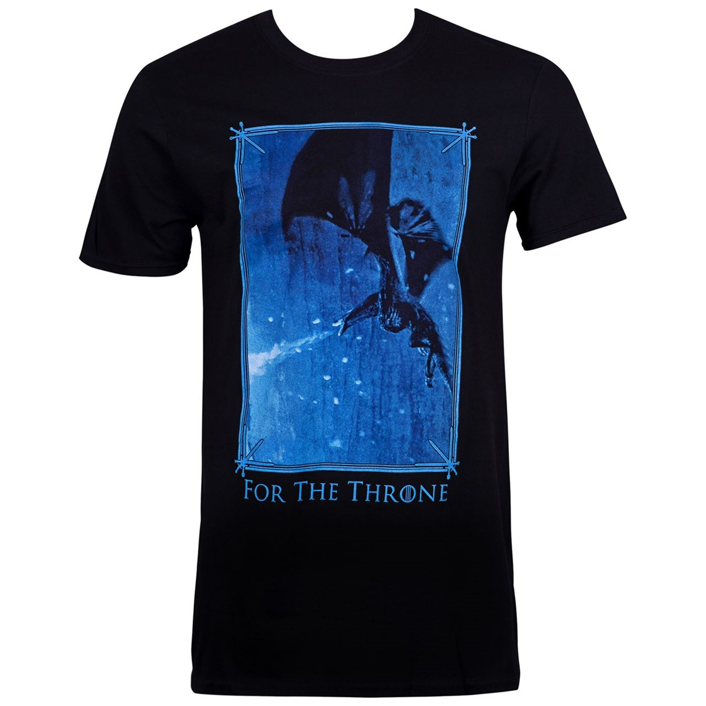 Ice Dragon Game of Thrones Men's T-Shirt