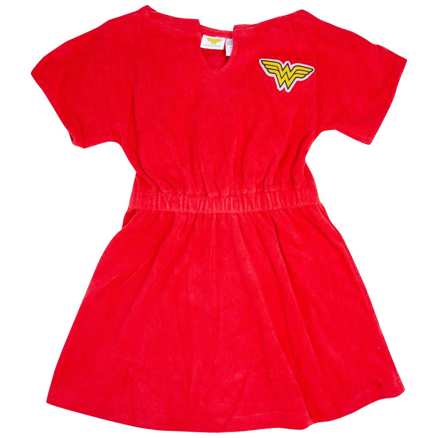 Wonder Woman Juvy Swimsuit Coverup