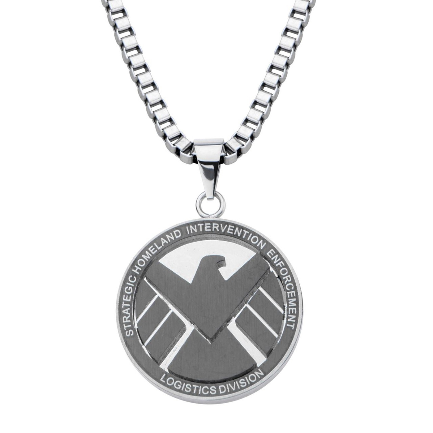 Marvel SHIELD Pendant Necklace