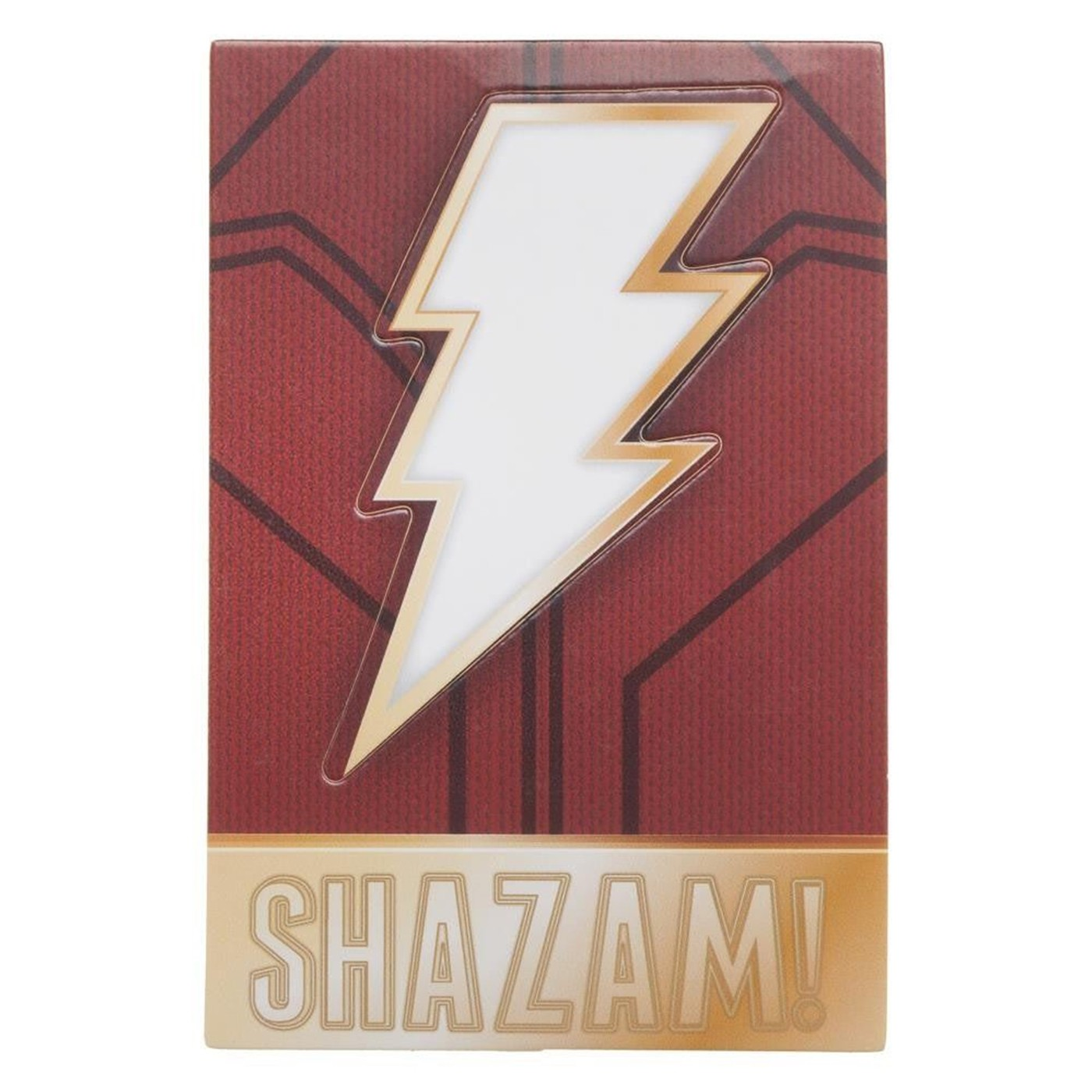 Shazam Movie Costume Lanyard