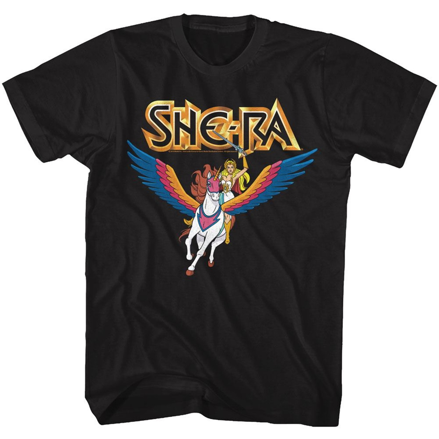 Masters of the Universe She-Ra T-Shirt